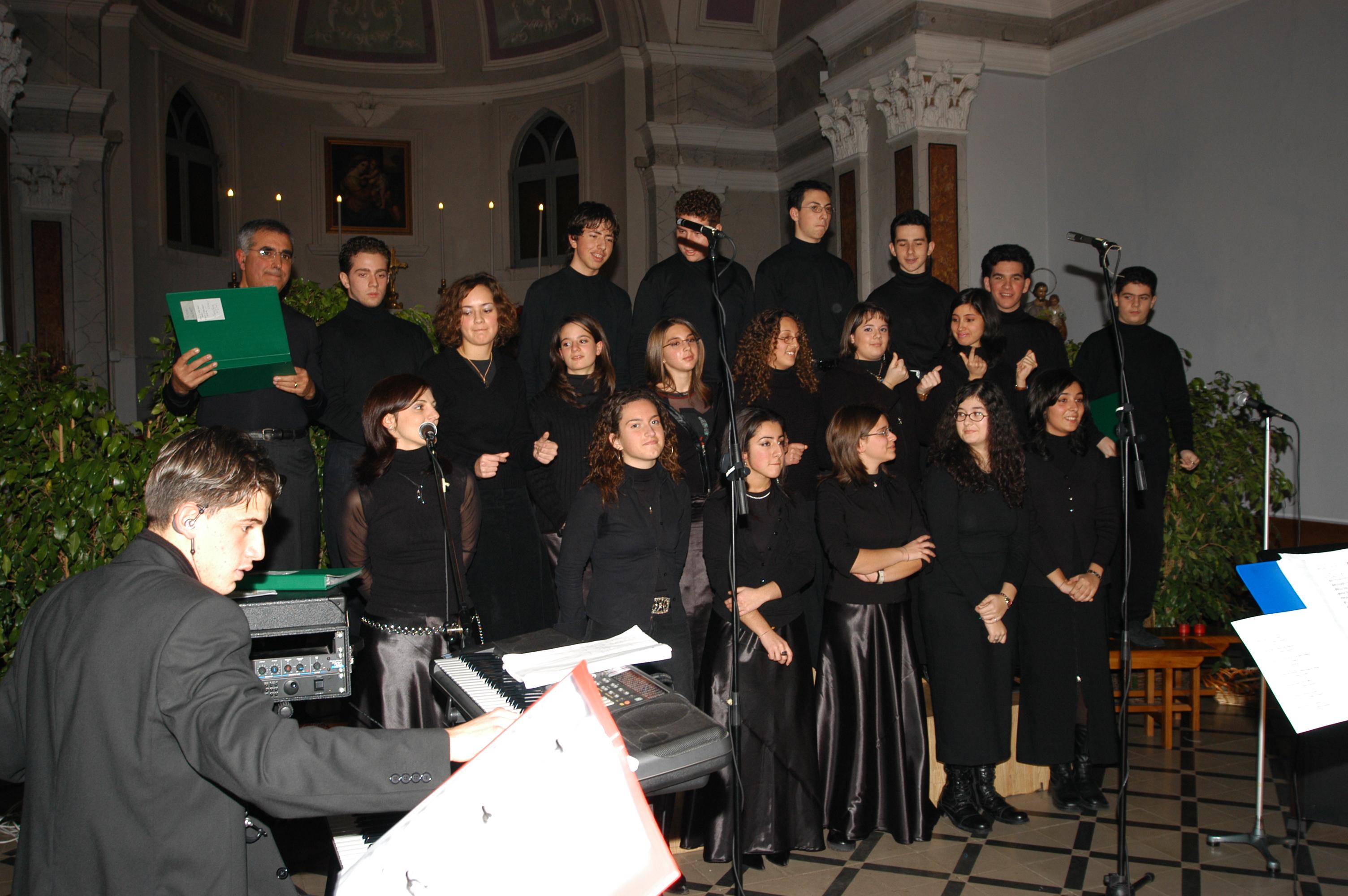"""Il Gruppo """"Shalom"""" in concerto"""