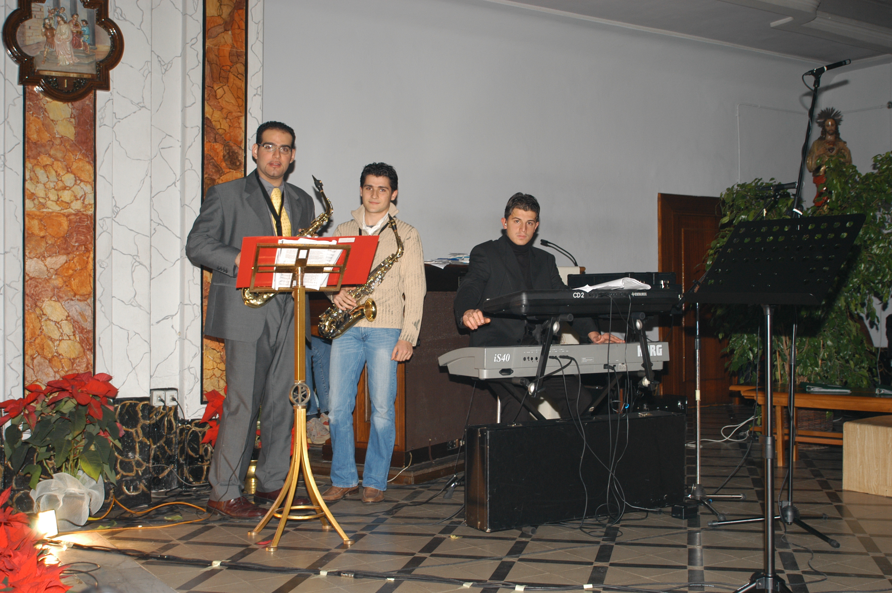 Gli strumentisti