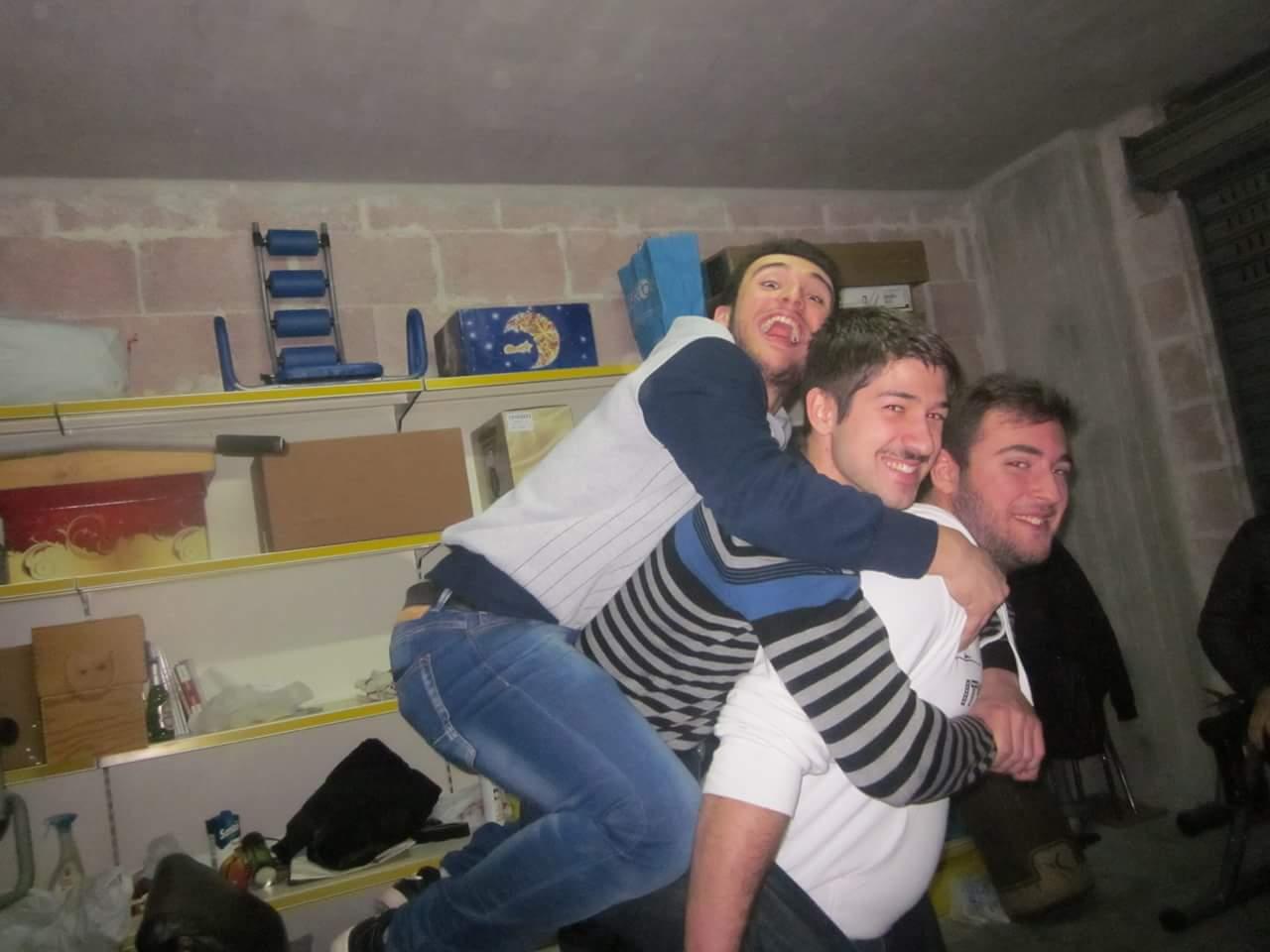 """Ritiro a """"Casa Speranza"""" - Ostuni"""