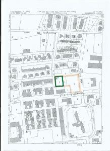 La Planimetria del terreno.