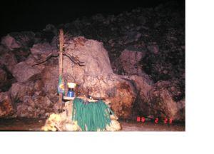 23 febbraio 1986 Cerimonia di apertura del Gruppo Scout Casamassima 2