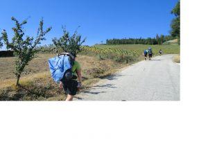 Route estiva di Clan Assisi 2012